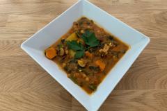 Suesskartoffel-Kichererbsen-Curry